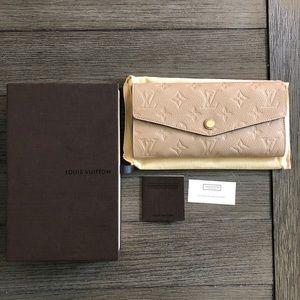 Louis Vuitton Curieuse Empriente Wallet